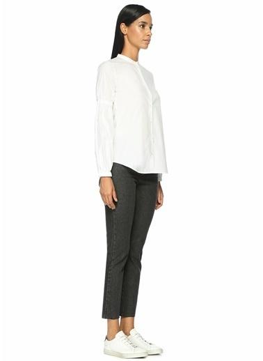 Robert Rodriguez Gömlek Beyaz